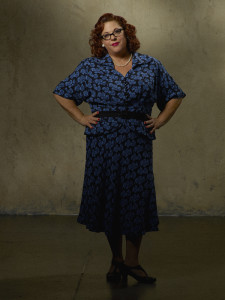 """MARVEL'S AGENT CARTER - ABC's """"Marvel's Agent Carter"""" stars Lesley Boone as Rose Roberts. (ABC/Bob D'Amico)"""
